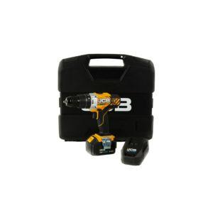 Image of JCB 18 V Series 5A Li-ion Combi drill 1 battery JCB-18CD-5