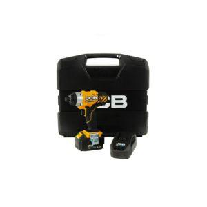 Image of JCB 18 V Series 5A Li-ion Impact driver 1 battery JCB-18ID-5