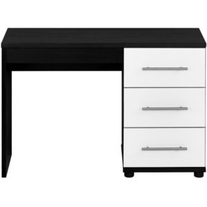 View Consort Perla White Dressing Table (H)662mm (W)996mm (D)424mm details