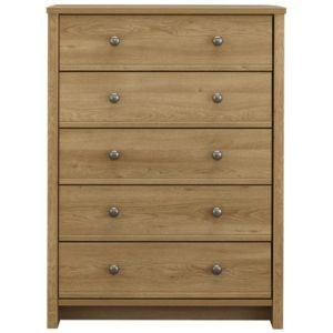 View Consort Manor 5 Drawer Chest details