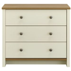 View Consort Manor 3 Drawer Chest details