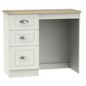 Image of Como Grey Oak effect Dressing table (H)800mm (W)930mm (D)410mm