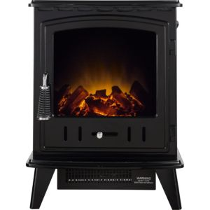 Image of Adam Aviemore Electric Stove 2 kW (H)545mm (W)410mm