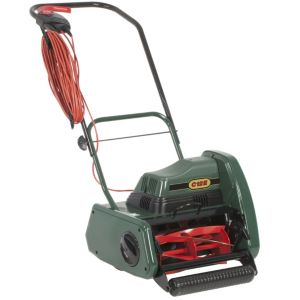 View Webb C12E Cylinder Lawnmower details