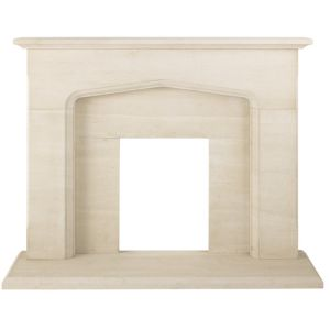 View Empire Limestone Fire Surround Set details