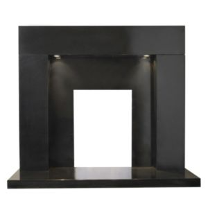 View Bristol Black Granite Fire Surround Set details