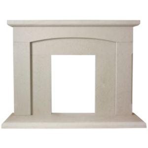 View Sintra Limestone Fire Surround Set details