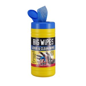 View Big Wipes Wipes, Pack of 80 details