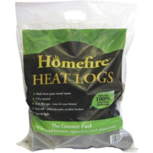 View Homefire Heat Logs 10kg Pack details