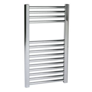 View Kudox Flat Towel Warmer Chrome (H)700 (W)400mm details