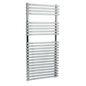 View Kudox Towel Warmer Chrome (H)1100 (W)500mm details