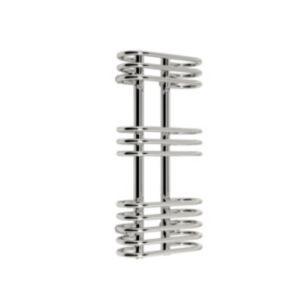 View Kudox Cordoba Towel Warmer Chrome (H)650 (W)300mm details