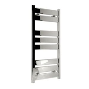 View Kudox Almeria Mains Towel Warmer Chrome Plated (H)974 (W)450mm details