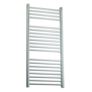 View Kudox Flat Ladder Towel Warmer Chrome (H)974 (W)450mm details