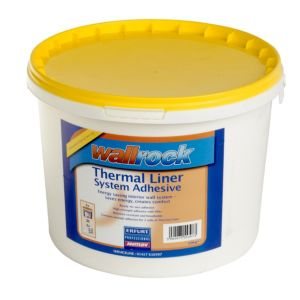 View Erfurt Wallrock Ready to Use Thermal Liner System Adhesive  10kg details