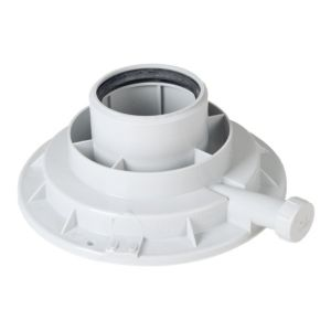 View Heatline 60/100mm Verticle Flue Adaptor details