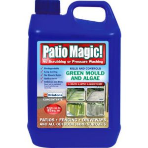 View Brintons Patio Magic Concentrate Patio & Driveway Cleaner 2.5L details