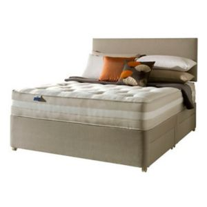 View Silentnight 1200 Mirapocket Classic Super Kingsize Mattress & Divan Set details
