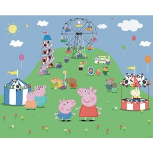 View Peppa Pig Wall Mural details