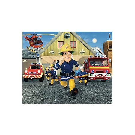 fireman sam wall mural - photo #7