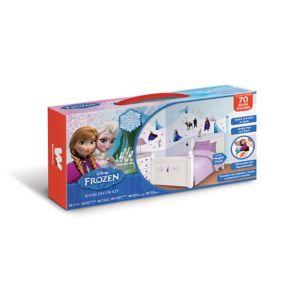Image of Walltastic Disney Frozen Multicolour Self adhesive Room décor kit