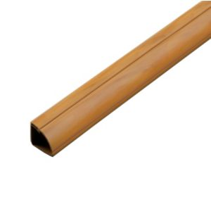Image of D-Line 22mm x 2m Wood-Effect Trunking