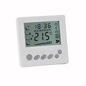 View Homelux HHW STSC LCD Thermostat details