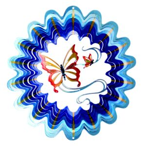 Image of Active Butterfly Wind Spinner