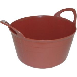 View Small Terracotta Flexi Tub details
