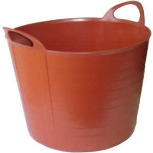 View Large Terracotta Flexi Tub details