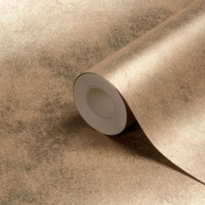 View Muriva Foil Texture Gold Effect Wallpaper details