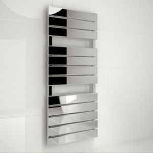 View Kudox Tova Towel Warmer Chrome (H)1200 (W)510mm details