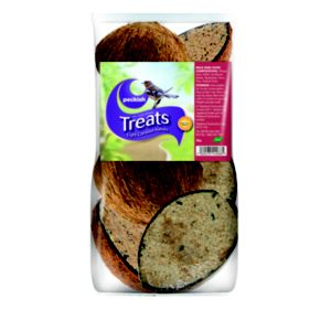 Image of Peckish Coconut shell treat 1400g Pack of 4