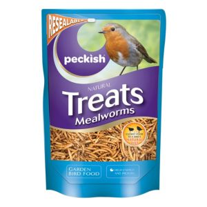View Peckish Mealworm Wild Bird Feed 175G details