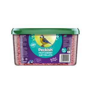 Image of Peckish Fruit & berry suet pellets 3000g