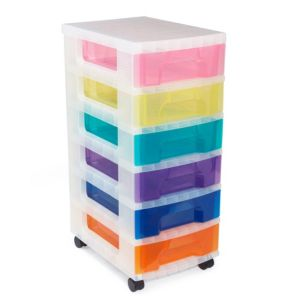 View Plastic Tower Drawer Units details