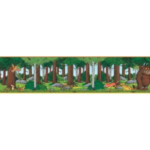 View The Gruffalo Multicolour Border details