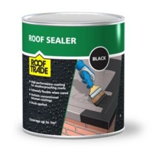 Image of Rooftrade Black Roof sealant 1L