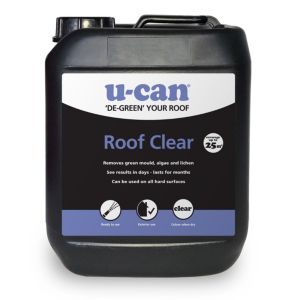 Image of U-Can Clear Roof cleaner 5000ml