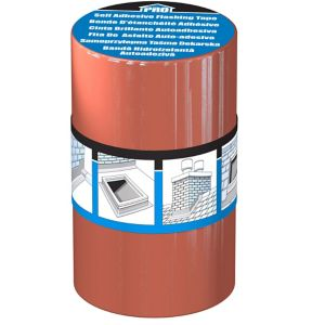 Image of Roof pro Terracotta Flashing Tape (L)3m (W)250mm