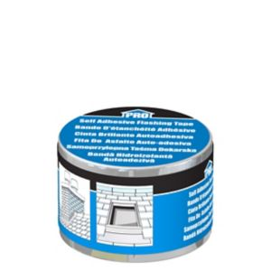 Image of Roof pro Silver Flashing Tape (L)3m (W)100mm