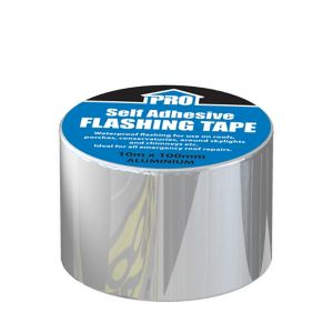 Image of Roof pro Silver Flashing Tape (L)10m (W)100mm