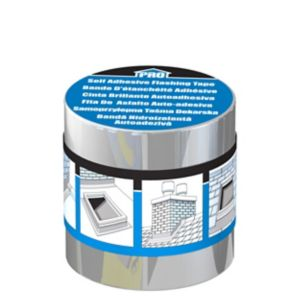 Image of Roof pro Silver Flashing Tape (L)3m (W)150mm