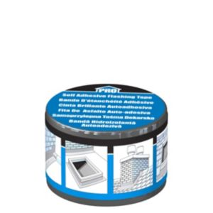Image of Roof pro Grey Flashing tape (L)10m (W)100mm