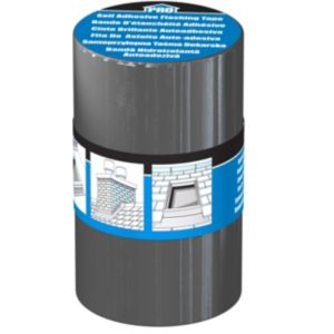 Image of Roof pro Grey Flashing tape (L)10m (W)250mm