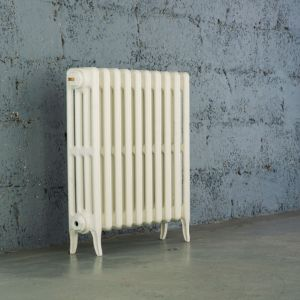 Arroll Neo-Classic 4 Column Radiator  White (W)634mm (H)660mm