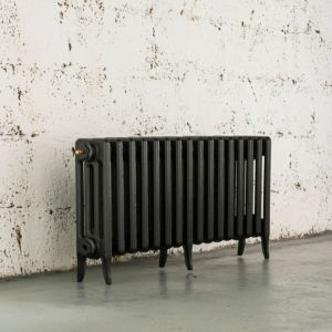 Arroll Neo-Classic 4 Column Radiator  Anthracite (W)994mm (H)460mm