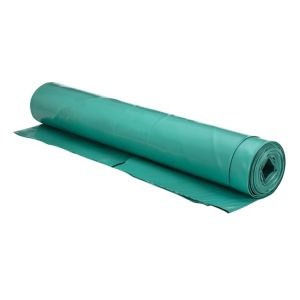 Image of Capital Valley Plastics Ltd Green 300 Micron Damp proof membrane (L)25m (W)4m