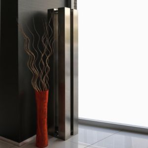 View Accuro Korle QUATTRO Vertical Radiator, (H)1510 mm (W)270 mm details