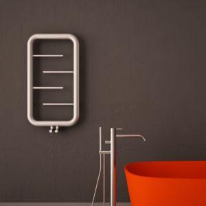 Image of Carisa Aren Towel warmer (H)900mm (W)500mm